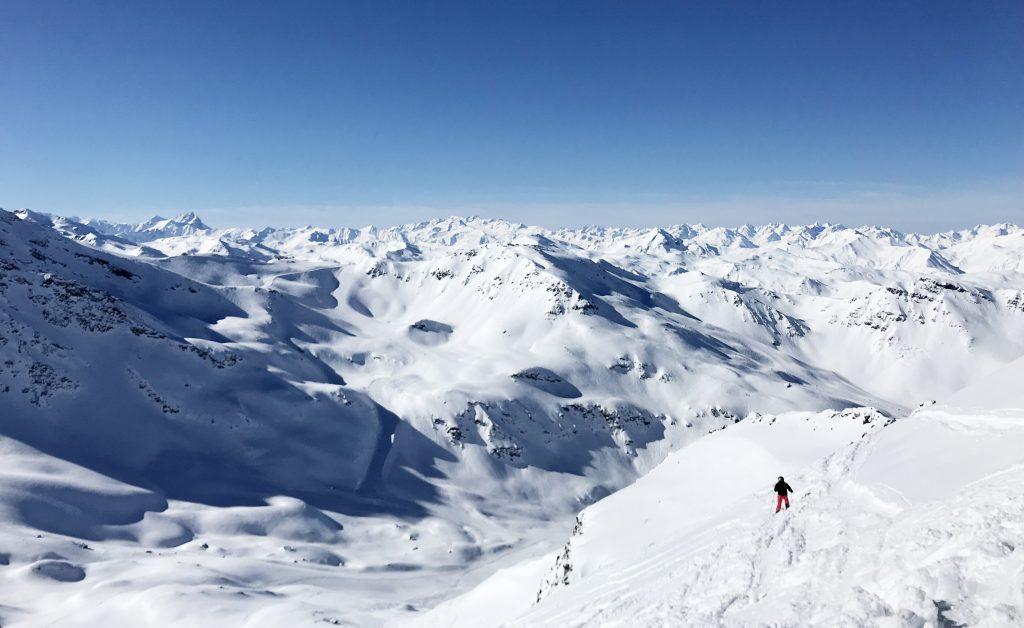 Mont Vallon Snowboard Ski