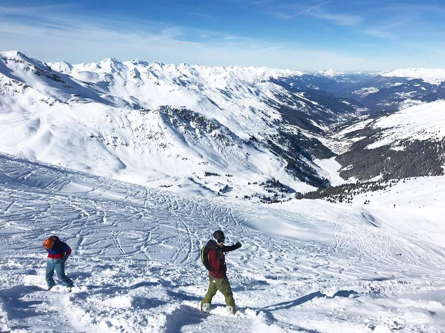Les 3 Vallées: The French Alps' Best Views from Mont Vallons