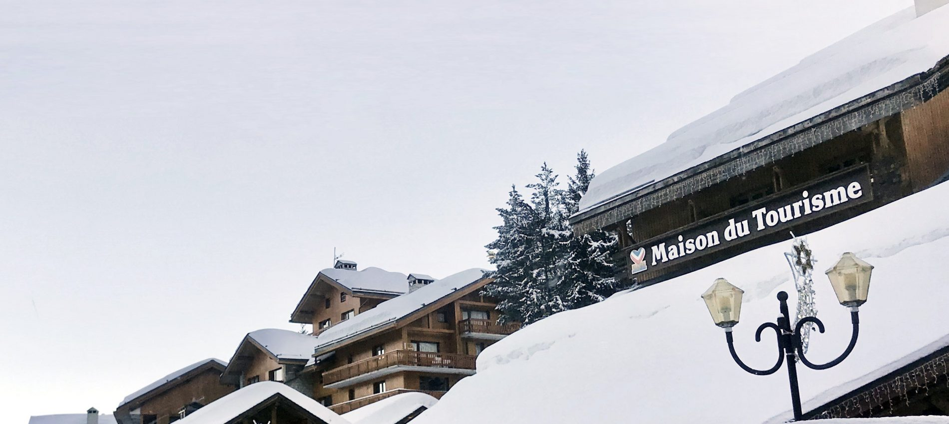 Les 3 Vallées: Staying at Hotel Doron in Méribel